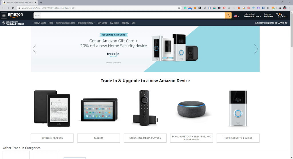 Amazon-Trade-in-Program