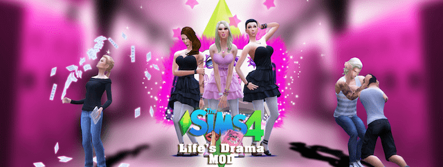 sims 4 Emotion-Mods