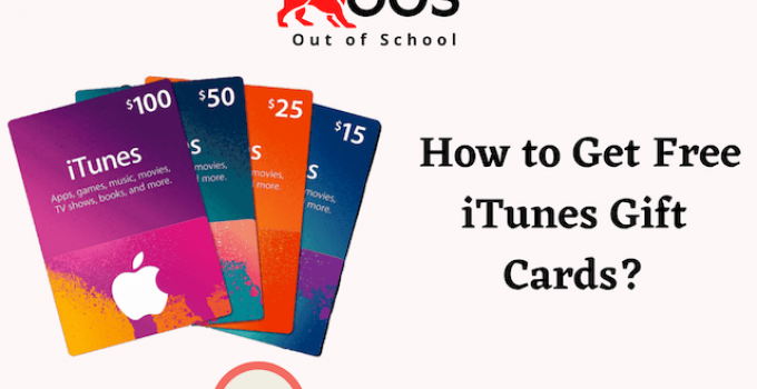 Get Free iTunes Gift Cards