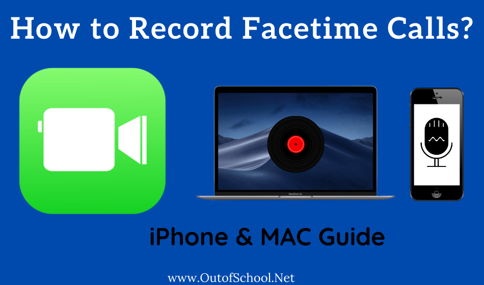 How to record FaceTime calls