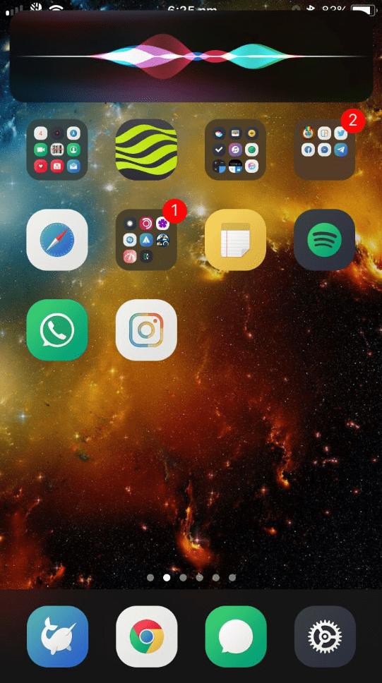 Small-Siri