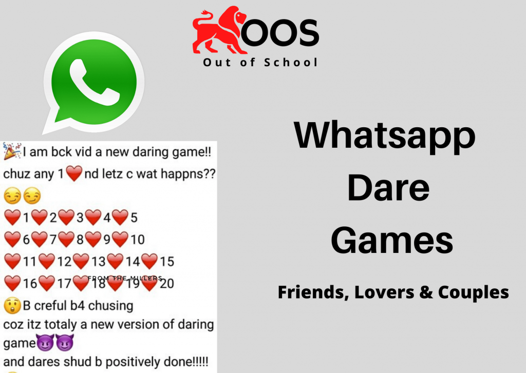 Whats app games