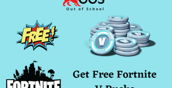 Free Fortnite V Bucks