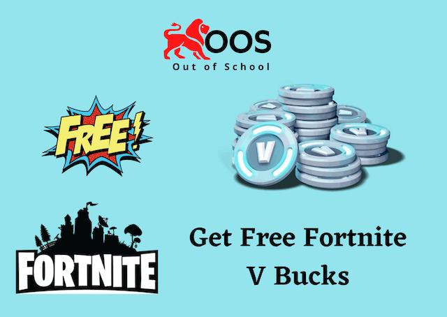Free Fortnite V Bucks